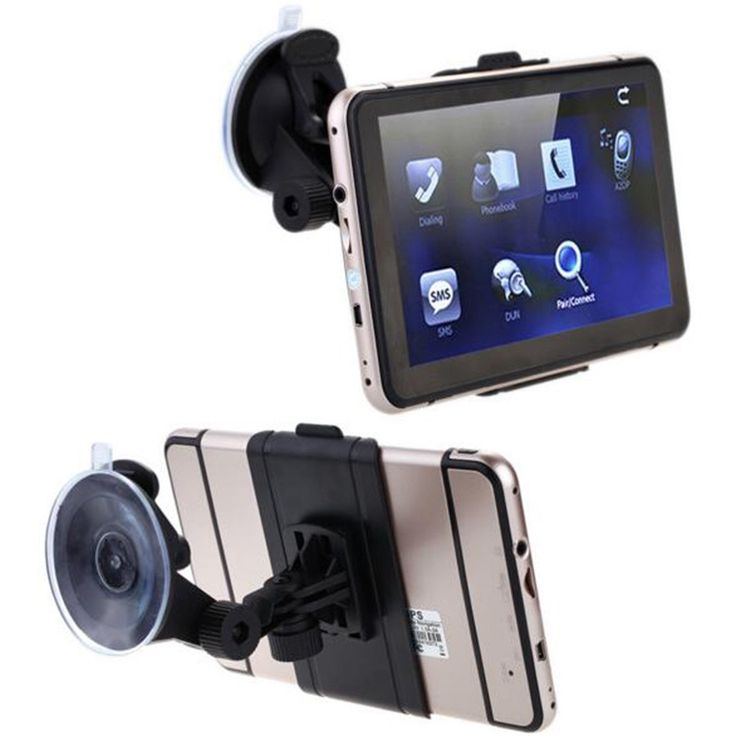 (59.82$)  Watch now - http://aittz.worlditems.win/all/product.php?id=32774542845 - 7 inch Touch Screen Car GPS Navigation 128MB RAM 4GB Portable Truck Navigator MP3/MP4 FM HD Video Play Vehicle GPS +Free Map
