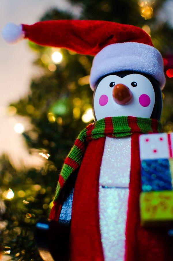 Christmas Craft Ideas 2013 Part - 22: 2013 Christmas Penguin Craft Idea, Christmas Penguin Crafts, Cute Christmas  Home Decor #2013