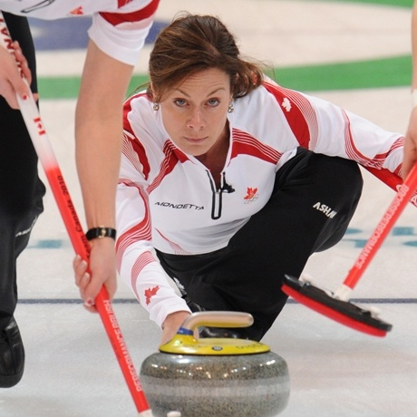Who are the world's hottest curlers