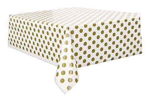 "Polka Dot Plastic Tablecloth, 108"" x 54"", Gold , http://www.amazon.com/dp/B01BI6RIAY/ref=cm_sw_r_pi_dp_x_qkOrzbS19S4RB"