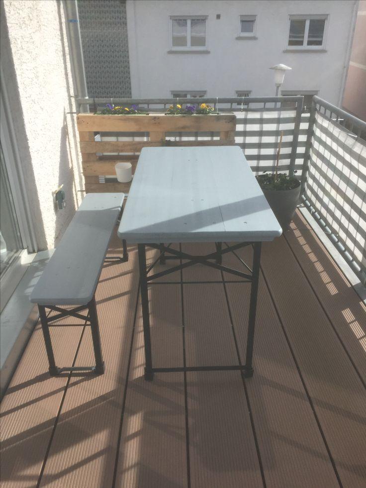 9 besten bierzeltgarnitur bilder auf pinterest balkon verandas und b nke. Black Bedroom Furniture Sets. Home Design Ideas