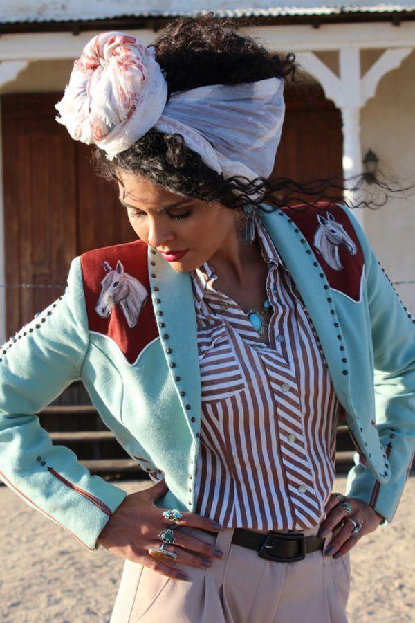 Cowgirl - Rockin' B Western