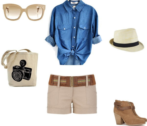 Camp Outfit 1 By Taylorleighhummell On Polyvore