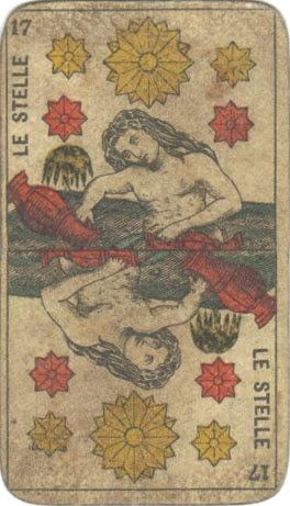 The Star - Tarot Fratelli Armanino, Marsellies 1922 - rozamira tarot - Álbumes web de Picasa