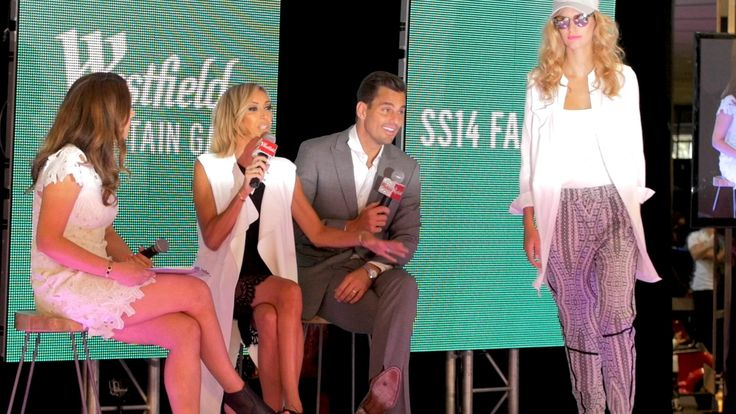 Quick turn around news piece for the Guliana & Bill Rancic fashion tour. http://ow.ly/C1Pja http://ow.ly/i/724zI