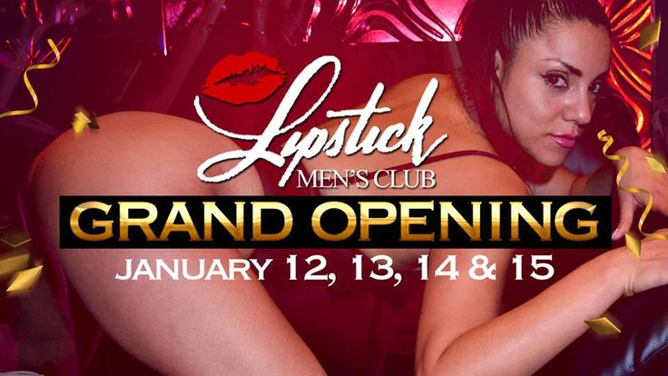 """@lipstickgentsclub #lipstickgentsclub  Get ready for the Official Grand Opening Party! Starts Thursday Jan 12, 13, 14 & 15 * All New Lipstick Mens Club #stripclubs #specials #stripclub #nightlife #strippers #showgirl  #lapdance #femalestrippers #bottles #adultentertainment #poledance  #latenight #drinks #drink #entertainment #dallas"""""""