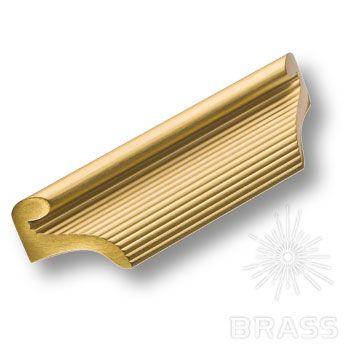8610 0096 AGLB Ручка скоба современная классика,  матовое золото 96 мм