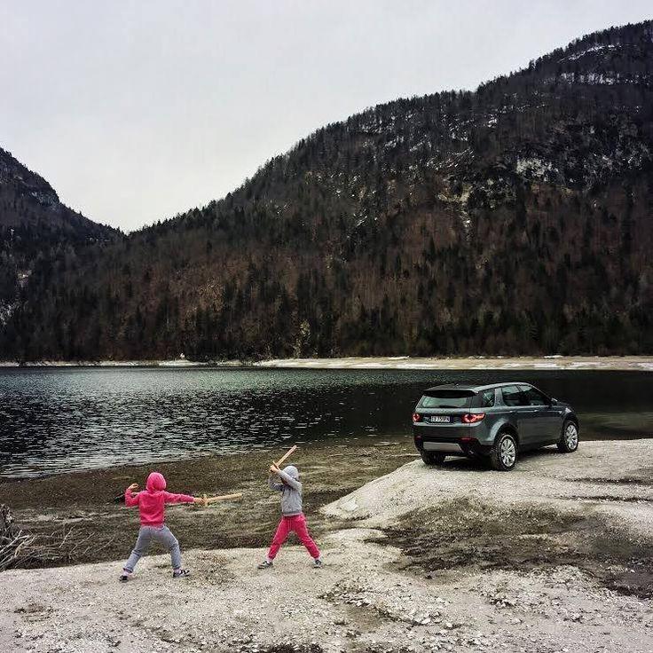 Che l'avventura sia con te. Soprattutto il lunedì. - Land Rover #StarWars