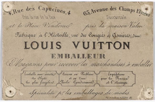 """Louis Vuitton Emballeur"" - 1"