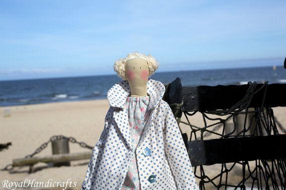 Tilda  Doll Princess  Handicrafts Needlecraft  by RoyalHandicrafts