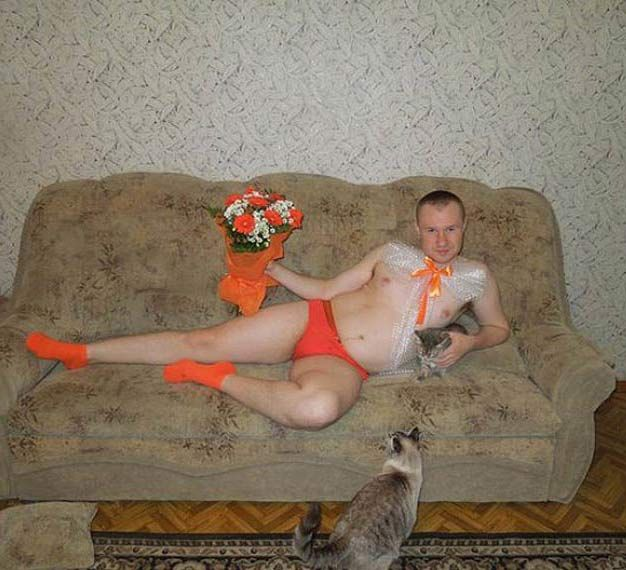 Ridiculously Weird Profile Pictures From Russian Dating Sites