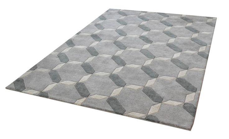 I tappeti quadro selezione officinemultiplo.com SITAP Penelope è un tappeto in 100% seta vegetale, le dimensioni sono cm 170x240 e 200x300.  sitap.it