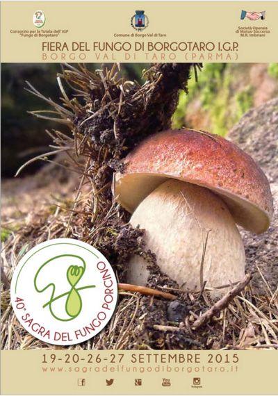 Quarant'anni e non sentirli. Da piccola sagra di paese che era, la fiera del fungo di Borgotaro Igp di strada ne ha fatta parecchia, fino a diventare una manifestazione gastronomica di attrazione nazionale, una tappa...