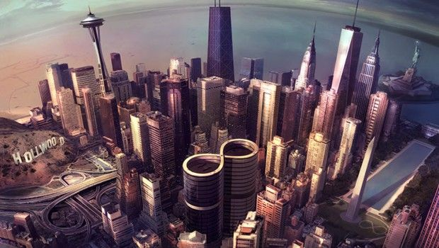 New Music Releases – November 2014 Sonic Highways Foo Fighters