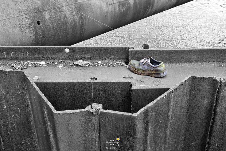 © 2017 Martin Knip Fotografie | Lost shoe | Amsterdam
