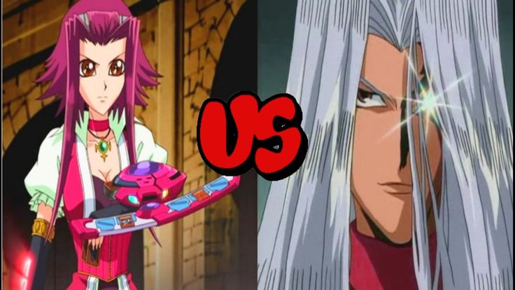 The King of Games Tournament Quarterfinal: Akiza vs Pegasus (YGOPro)