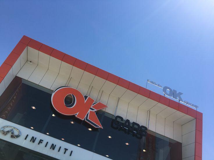 #OkCars proyecto de #rotulación - #revestimiento , ¿Tienes un proyecto en mente? Solicita presupuesto sin compromiso en www.luminososmca.com
