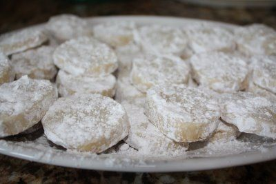 Recipe for Lime Meltaway Cookies | Bake | Pinterest