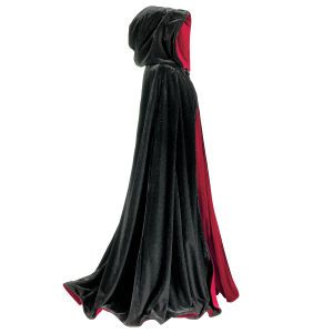 Black and Red Reversible Cape- I want this but I can't talk myself into paying $120 for it.