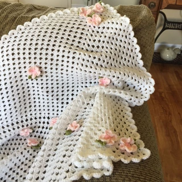 94 best Crochet Afghans by Me images on Pinterest | Crochet blankets ...