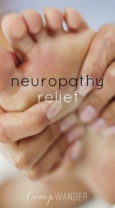 Plant Based Pain Relief for Neuropathy & Arthritis