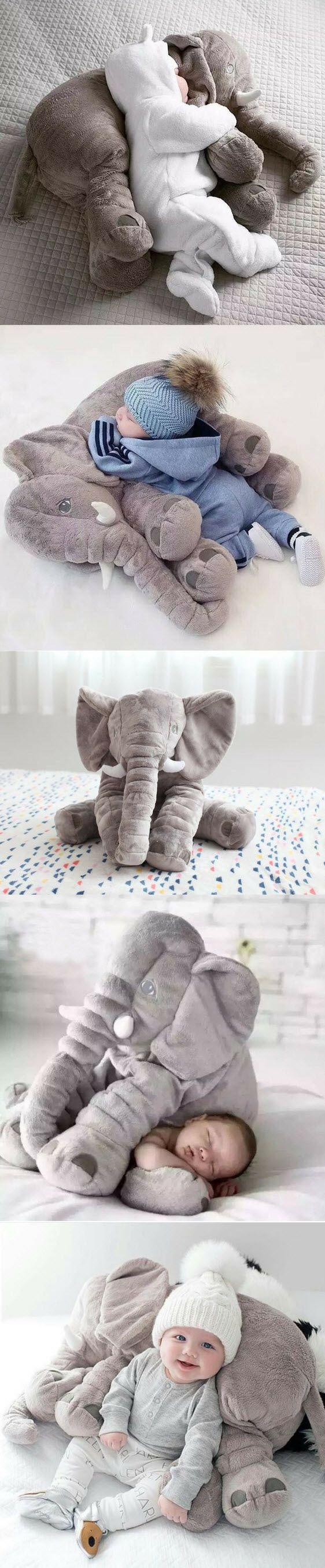 Fox and the elephant