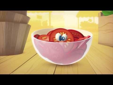 A table les enfants ! - La Tomate - Episode en entier - Exclusivité Disney Junior ! - YouTube