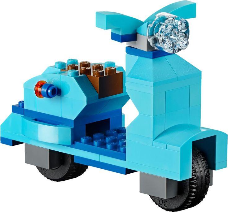 Justmoment LEGO Classic 10698 - Scatola Mattoncini Creativi, Grande