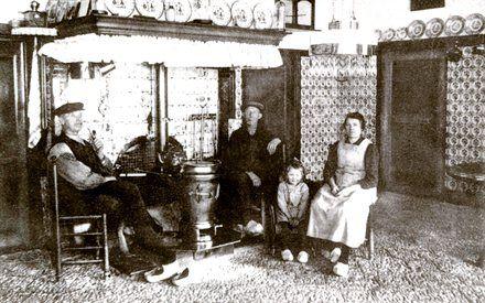 Denekamp erve scholte lubberink interieur boerderij for Interieur 1900