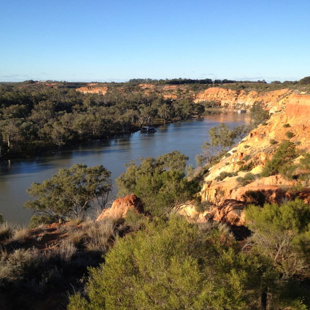 Renmark S.A. Spectacular Scenery!