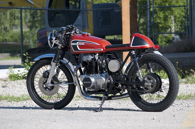 Top 10 in2010 - Pipeburn - Purveyors of Classic Motorcycles, Cafe Racers & Custom motorbikes