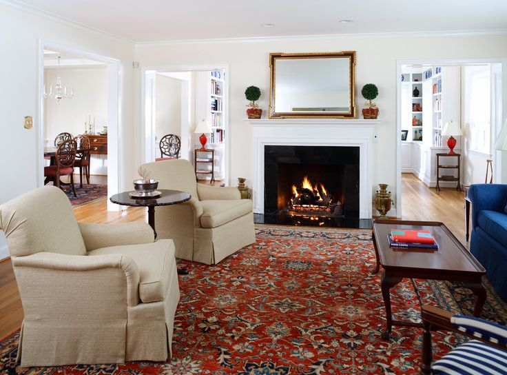 25 best ideas about oriental rugs on pinterest red rugs - Traditional red living room ideas ...