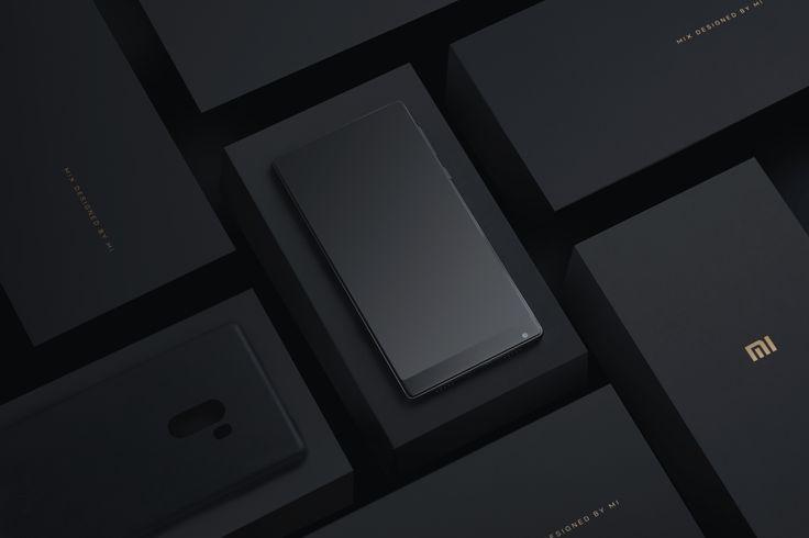 Xiaomi unveils concept phone with near bezel-lessdisplay