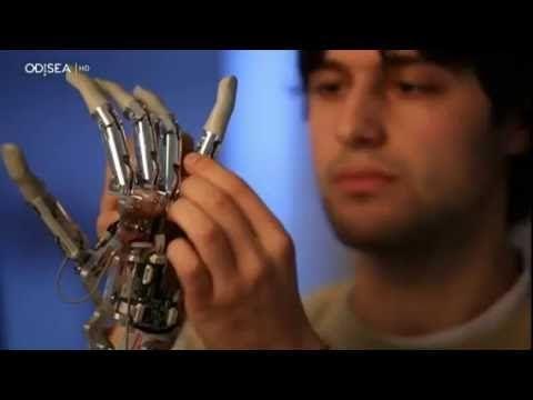 La era de los robots 05 - El hombre biónico - Documental - YouTube