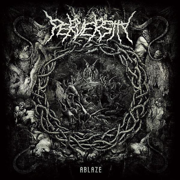 "Magick Disk Musick | PERVERSITY ""Ablaze"" [CD, 2011] | online store & record label"