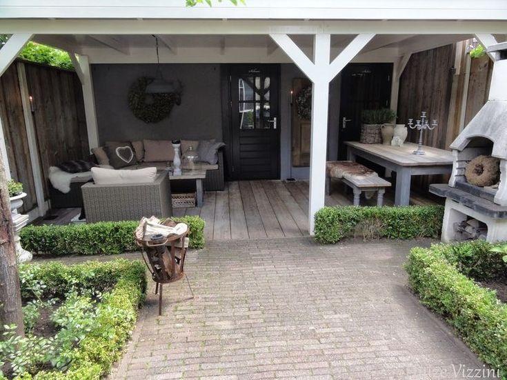 17 beste buiten idee n op pinterest buiten patio en tuinverlichting - Luifel ontwerp voor patio ...