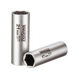 """1/2"""" hlavica imbus nerezová dlhá Teng Tools 17 mm"""