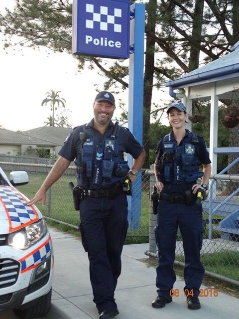 Marian Police - Acting Sergeant Marshall Roper and Acting Senior Constable Rebecca Parsons - how did they come together?