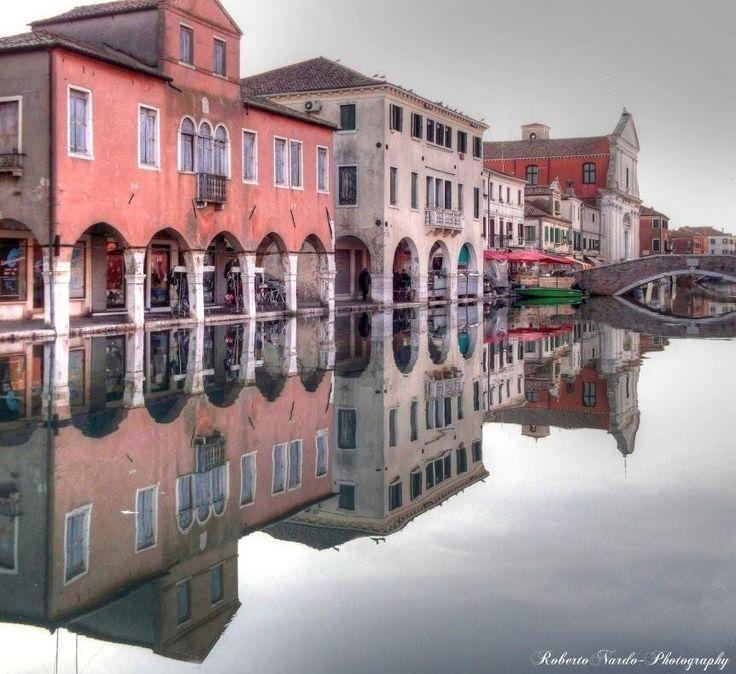 Chioggia laguna sud di Venezia
