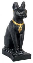 Egyptian cat : Egyptian Museum, Cairo. 600 B.C.  These dudes are hard to find for less than $50!