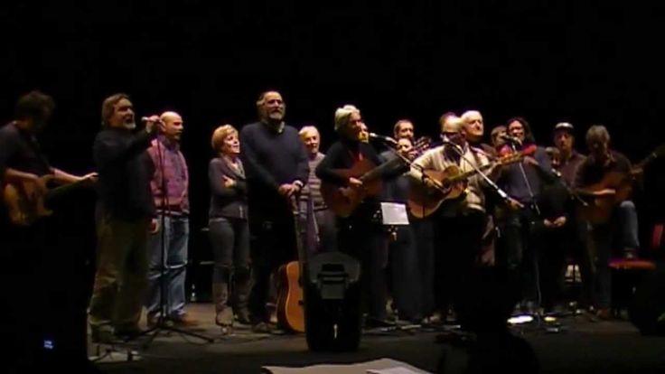 Nuovo Canzoniere Italiano MORTI DI REGGIO EMILIA / il 50° @ Teatro Valle Occupato 29/1/2012
