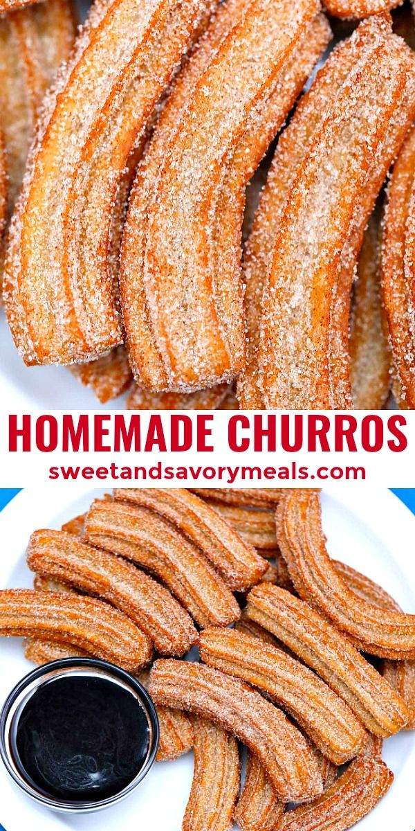How To Make Authentic Churros Recipe Homemade Churros Churros Recipe Dessert Recipes