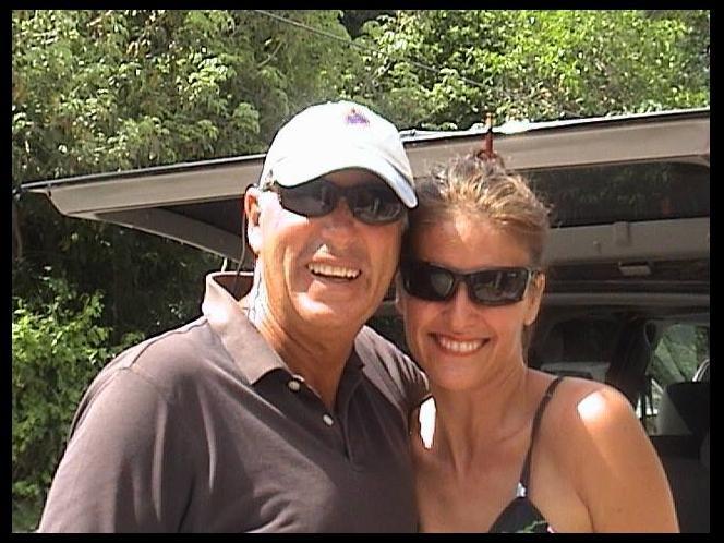 'Beto' Friscione & Patty Aguirre.