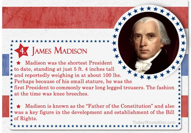 Over 100 Fascinating Facts About U.S Presidents Past and Present (Part-1)