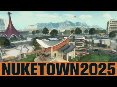 Black Ops 2 - Nuketown 2025 Multiplayer Gameplay Trailer (Call of Duty BO2 Nuke Town Map Online) Your #1 Source for Video Games, Consoles & Accessories! Multicitygames.com