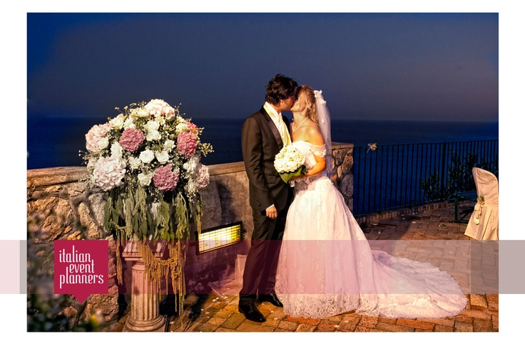 Wonderful wedding in Capri Island