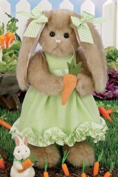 1000 Images About Plush Bunnies On Pinterest Plush A