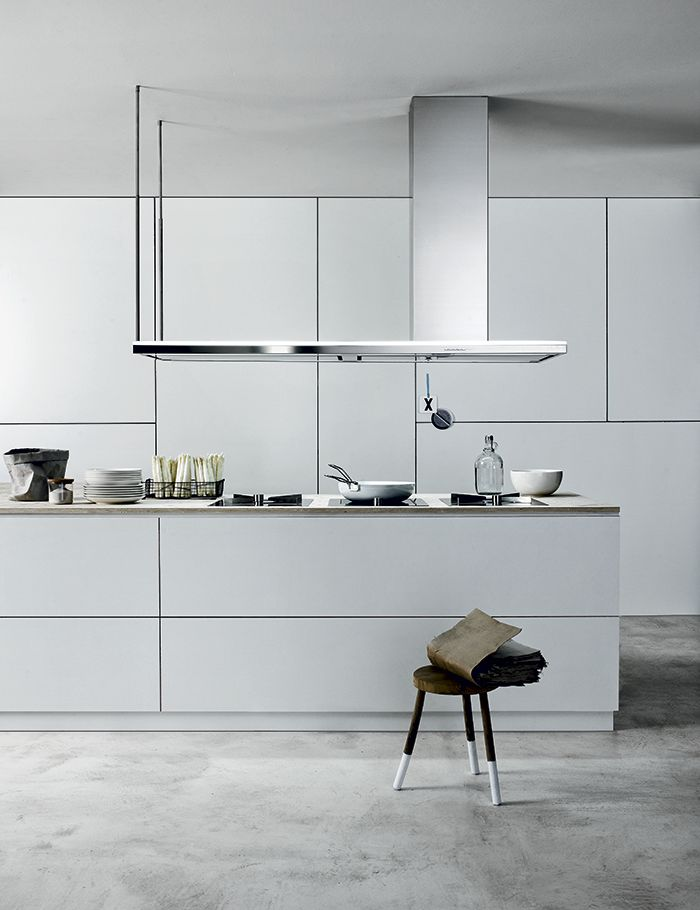 Design Lumen Isola 175. An island of pleasure and innovation in your kitchen.