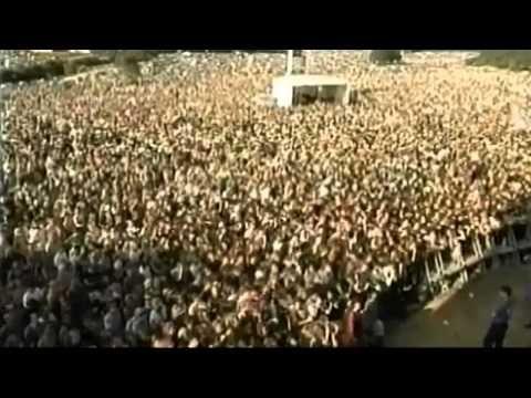 Page & Plant - Kashmir With Egyptian Orchestra / Glastonbury 1995 - YouTube