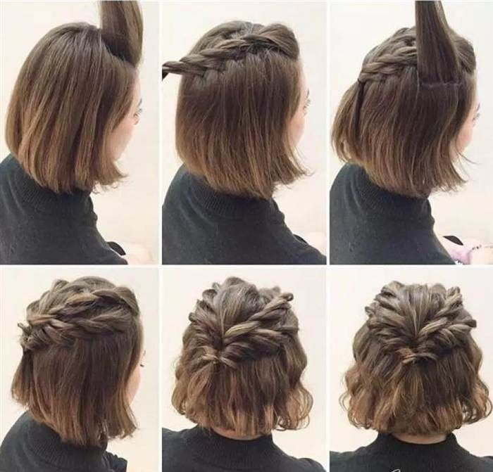 прическа на короткие волосы: 22 тыс изображений найдено в Яндекс.Картинках